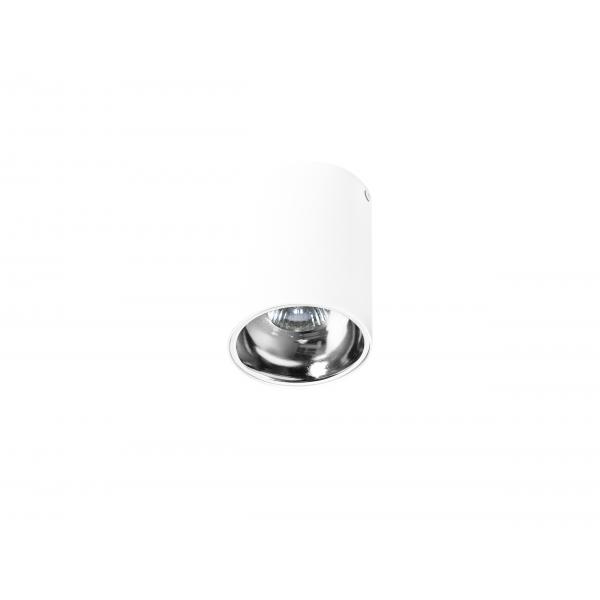 Azzardo REMO WHITE 1xGU10 Natynkowa Biały AZ0819