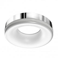 AZzardo Ring Plafon Chrom LED 18W 1530lm 3000K AZ2947