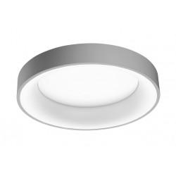 AZzardo Sovana Top 55 CCT Plafon Szary LED 50W 2750lm 3000-6500K dimm AZ2725
