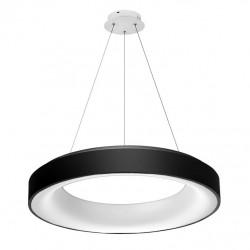 AZzardo Sovana Pendant 55 CCT lampa Wisząca Czarny LED 50W 2750lm 3000-6500K dimm AZ2728