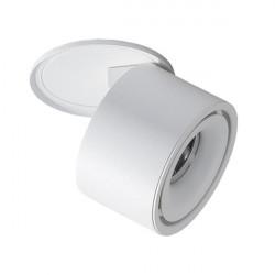 Azzardo COSTA SPOT WHITE 1xLED Reflektor Sufitowy Biały AZ2705