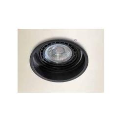 Azzardo TORRES ES111 BLACK 1xES111 Wpuszczana Czarny AZ2685