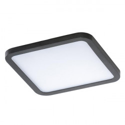 Azzardo Slim 15 Square Czarny Wpust IP44 LED 12W 1000lm 3000K AZ2836