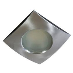 Azzardo EZIO 1 ALUMINIUM 1xGU10 Wpuszczana Aluminium IP54 AZ0811