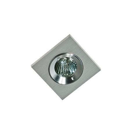 Azzardo PABLO 1 ALUMINIUM 1xGU10 Wpuszczana Aluminium IP54 AZ1015