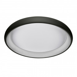ITALUX Alessia Czarny Plafon LED 50W 2750lm 3000K 5280-850RC-BK-3