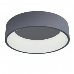 ITALUX Chiara Szary Plafon LED 32W 1760lm 3000K 3945-832RC-GR-3