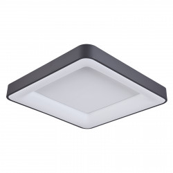 ITALUX Giacinto Czarny Plafon LED 50W 2750lm 3000K 5304-850SQC-BK-3
