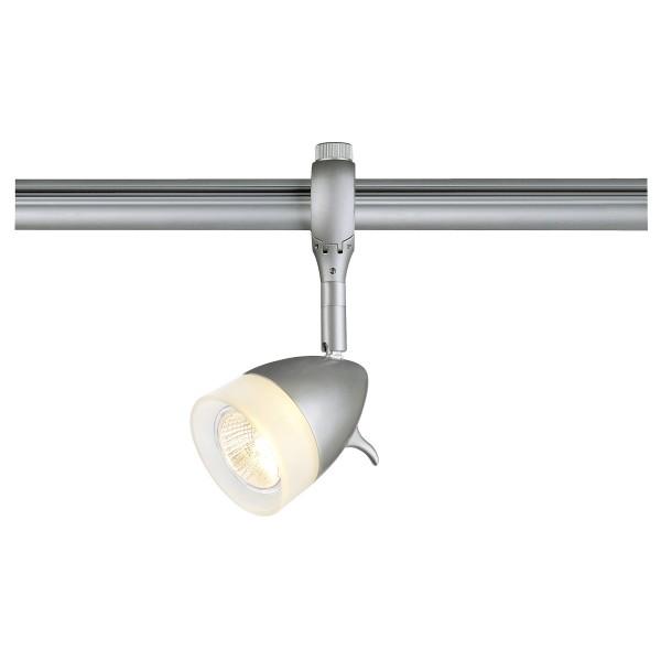 SPOTLINE/SLV KANO do EASYTEC II. srebrnoszary. GU10. max. 50W 184071