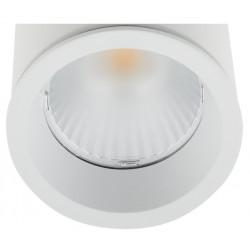 MAXlight Tub Pierścień Ozdobny Biały RC0155/C0156