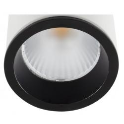 MAXlight Tub Pierścień Ozdobny Czarny RC0155/C0156