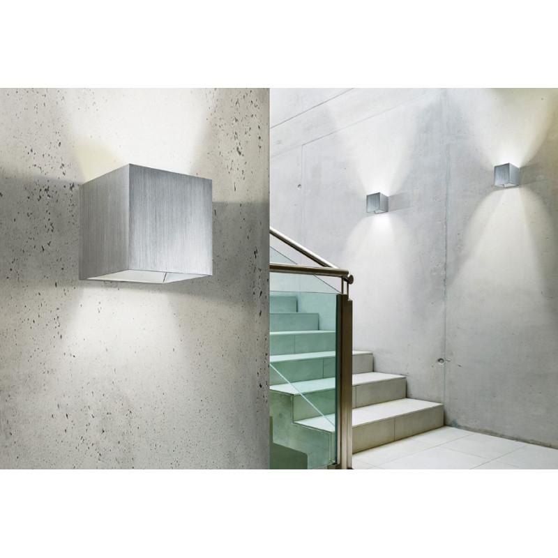 AZzardo Mars wall Aluminium 1xG9 40W AZ0895 Kinkiet