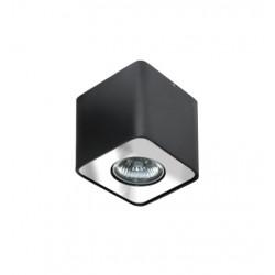 AZzardo NINO 1 FH31431S Czarny/Chrom Sufitowa