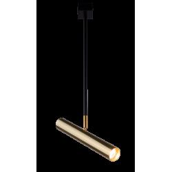 AMPLEX AKADI reflektor II czarny złoty 0130