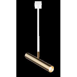 AMPLEX AKADI reflektor II biały złoty 0140