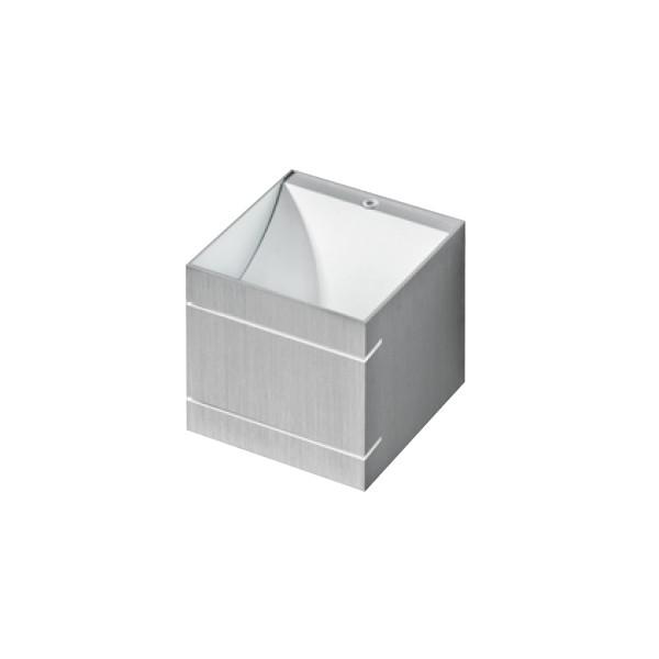 Azzardo VENUS ALUMINIUM 1xG9 Ścienna Aluminium AZ0893