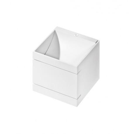 Azzardo VENUS WHITE 1xG9 Ścienna Biały AZ0894