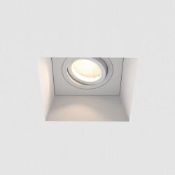 Astro Blanco Square Adjustable Wpuszczana 1x50W Max GU10 Gips 1253007