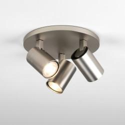 ASTRO Ascoli Triple Round Reflektor Nikiel 1286012