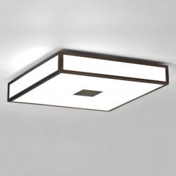 Astro Mashiko 400 Square LED Sufitowa 27.4W LED Brąz IP44 1121069