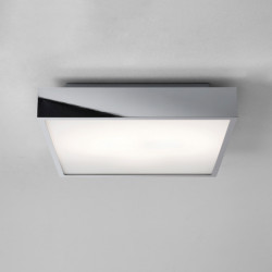 Astro Taketa 400 LED Sufitowa 27.4W LED Chrom Polerowany IP44 1169014