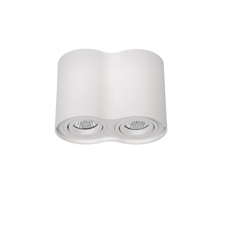 Lucide TUBE Spot Biały 2xGU10 22952/02/31 Sufitowa
