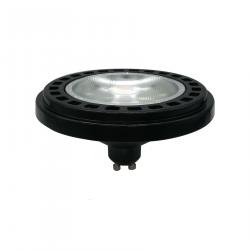 OXYLED LEDSPOT ES111 15W 30° 3000K Czarny OXYL21S153B-30