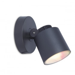 Lutec EXPLORER Ścienna LED WIZ Antracyt 6609204118