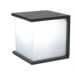 BOX CUBE Wall Architectural Modern Diffuse Light