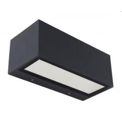 Lutec GEMINI Ścienna LED Antracyt 5189101118