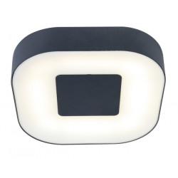 Lutec UBLO Sufitowa LED Srebrny mat 6350101112