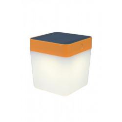 Lutec TABLE CUBE Zewnętrzna LED Pomarańczowy 6908001340