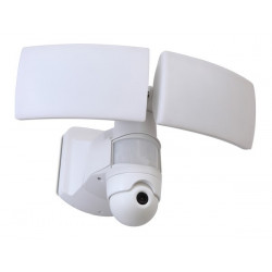 LIBRA Wall PIR Camera Security Lights Secury'Light 2 heads