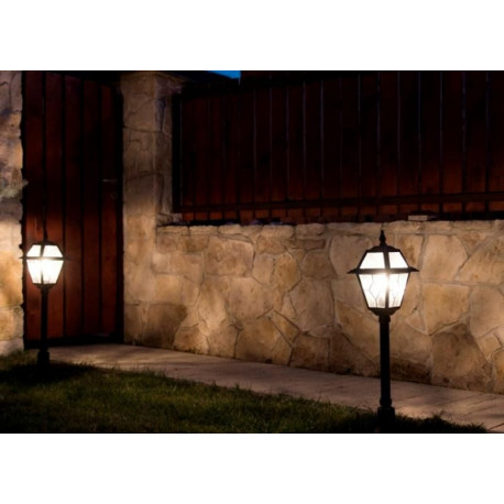 SU-MA Witraż K 5002/2 N ze szkłem witrażowym Stojąca