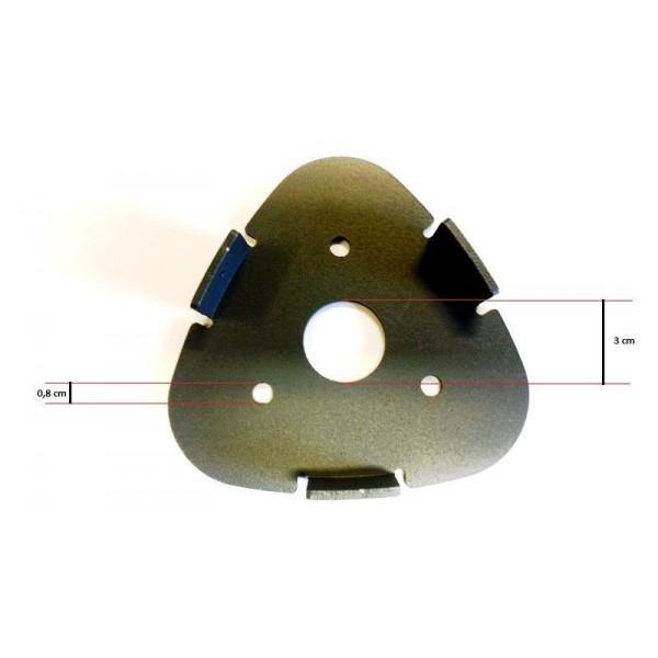 SU-MA FAN 30 cm GL 11201 Stojąca