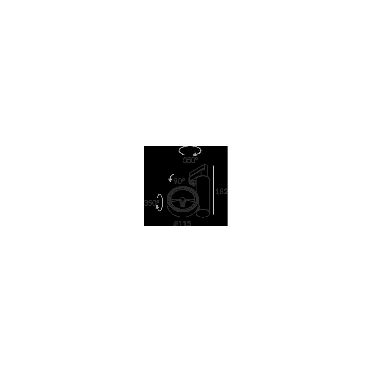 Labra ROBOTIC R1 Adaptor 3F 7-0139 Reflektor
