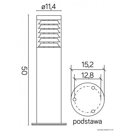 SU-MA JOY 50cm 91065L-500 Stojąca