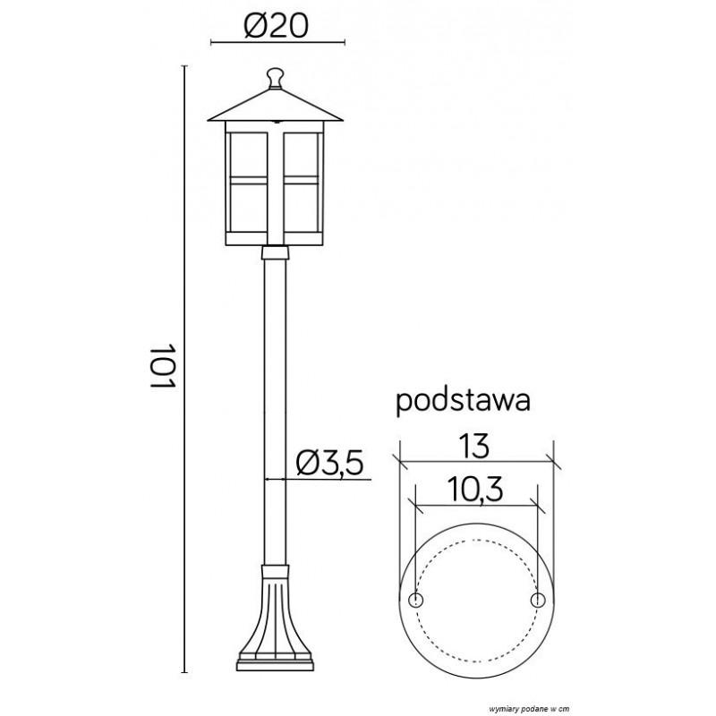 SU-MA Cordoba II K 5002/2/TD Stojąca