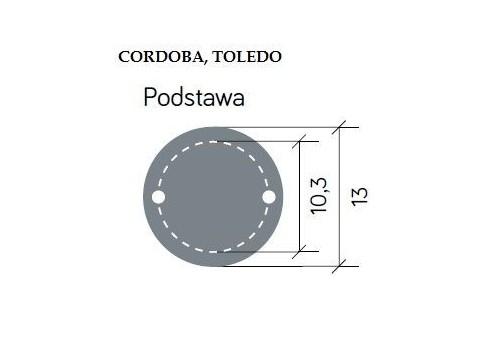 SU-MA Cordoba II K 4011/1/TD Stojaca