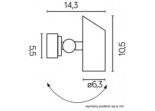 SU-MA Sigma 7352 Halogen Kinkiet