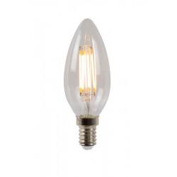 Lucide LED BULB 1xE14 transparentny 49023/04/60