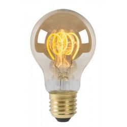 Lucide LED BULB 1xE27 bursztynowy 49042/05/62