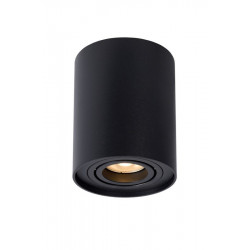 Lucide TUBE Sufitowa 1xGU10 czarny 22952/11/30