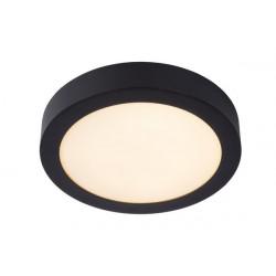 Lucide BRICE-LED Sufitowa LED zintegrowany czarny 28116/24/30