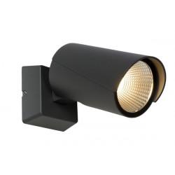 Lucide MANAL Ścienna LED zintegrowany antracyt 27896/12/29
