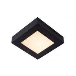 Lucide BRICE-LED Sufitowa LED zintegrowany czarny 28117/17/30