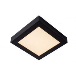 Lucide BRICE-LED Sufitowa LED zintegrowany czarny 28117/22/30