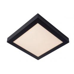 Lucide BRICE-LED Sufitowa LED zintegrowany czarny 28117/30/30