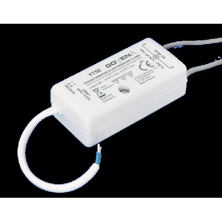 GovenaTransformator Elektroniczny EMC 0-50W