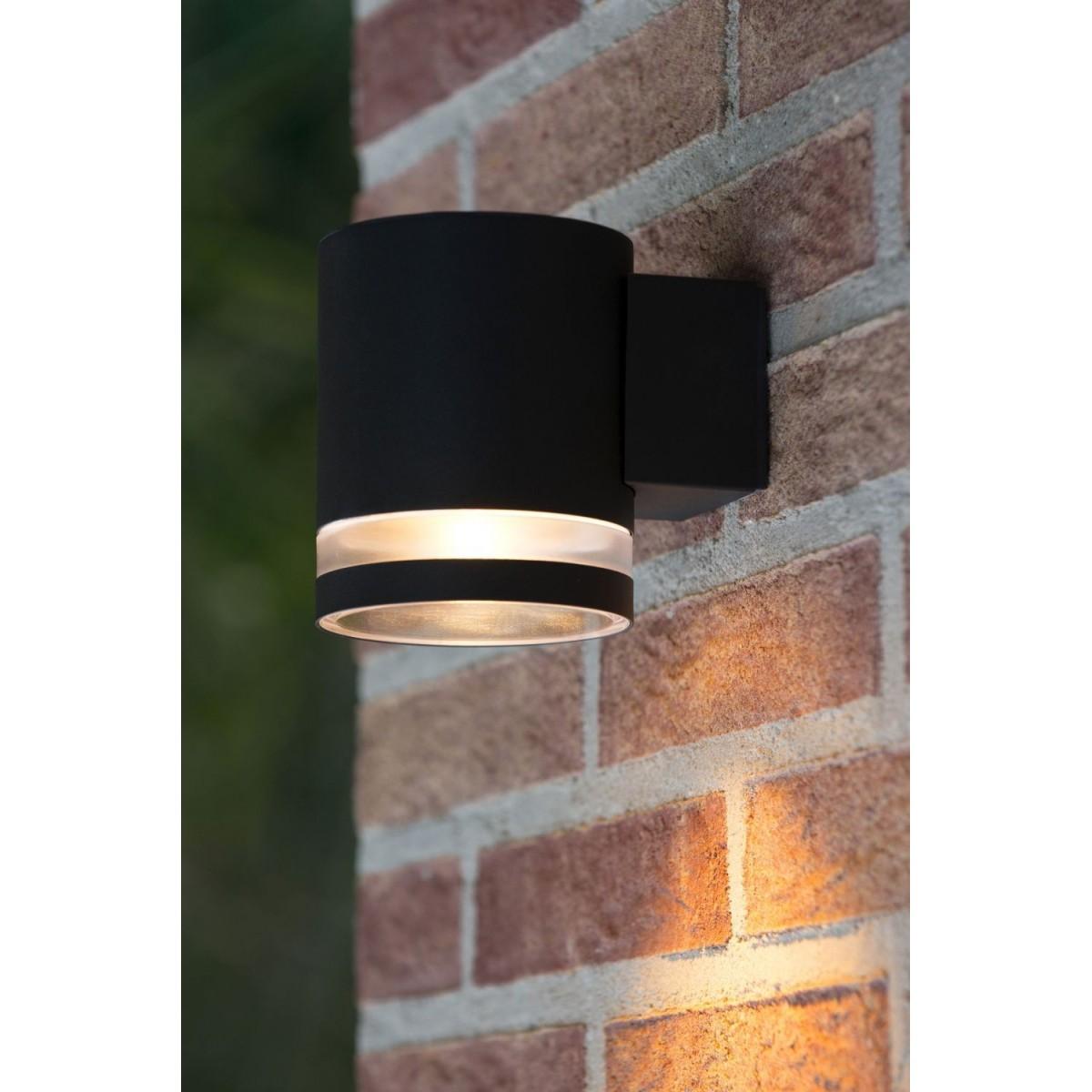 Lucide BASCO-LED IP54 GU10/5W 14880/05/30 żarówka led w zestawie 14880/05/30 Kinkiet